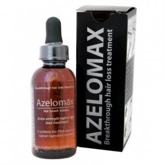 Лосьон для стимуляции роста волос Азеломакс. Скидки от 2 шт.