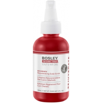 Скраб обновляющий для кожи головы Bosley 118ml