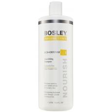 Шампунь питательный Bosley для нормальных/тонких окрашенных волос