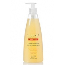 Плацентарный шампунь от впадения волос TricoVIT CITOXIL 400ml